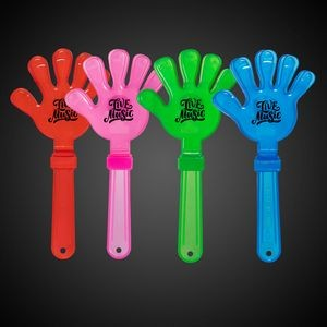 Light Up Hand Clappers - Assorted Colors