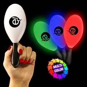 "7 1/2"" Light-Up Maracas"